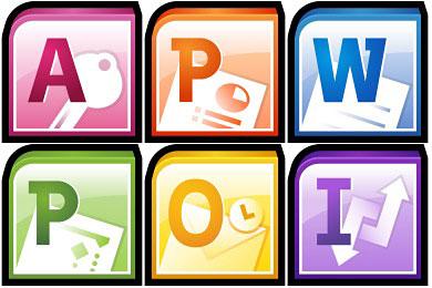 Скачать Office 2010 Icons