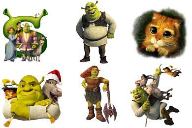 Скачать Shrek Icons