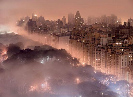 Перейти на New York City Skyline