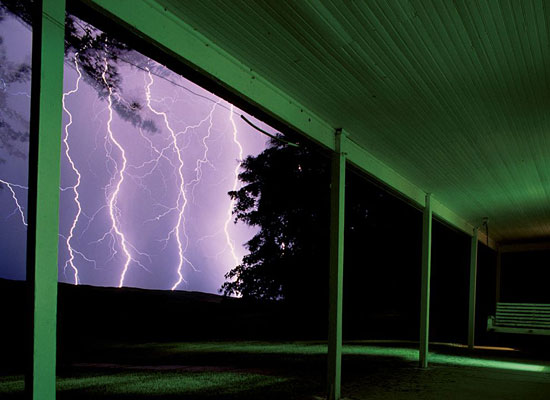 Перейти на Lightning, Nebraska