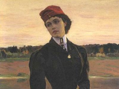 Портрет Ольги Нестеровой
