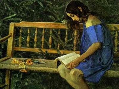 Портрет Наташи Нестеровой