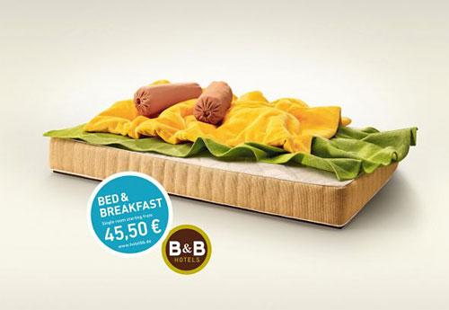 Перейти на B&B Hotels: Eggs