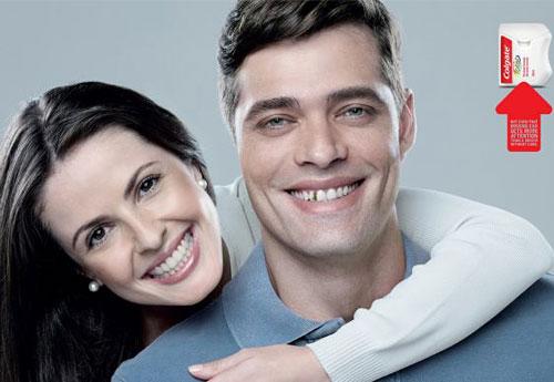 Перейти на Colgate Total Dental Floss: Photoshop Disasters