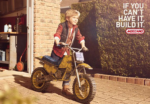 Перейти на Meccano: Motorbike