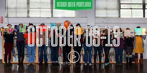 Перейти на Design Week Portland