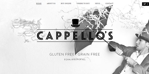 Перейти на Cappellos Gluten Free