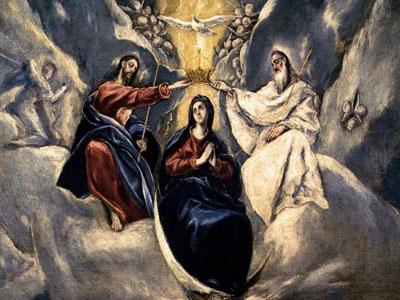 Коронация Девы Марии