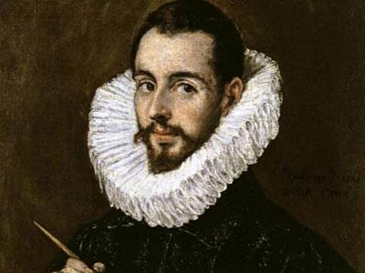 Портрет сына художника Хорхе Мануэля Теотокопулоса