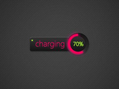 Перейти на Charging Battery Icon