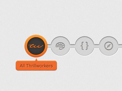 Перейти на Thrillworks Team Filter