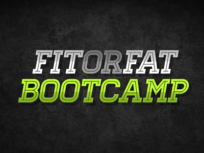 Перейти на Fit or Fat Bootcamp Logo