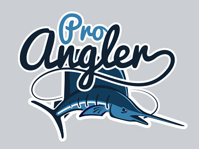 Перейти на Pro Angler Logo