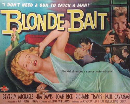 Blonde Bait (1956)