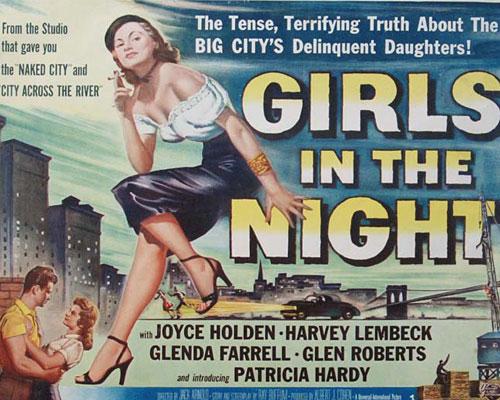Girls In The Night (1953)