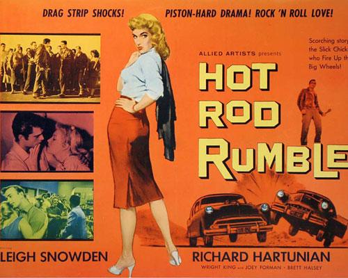 Hot Rod Rumble (1958)