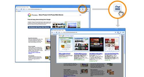 Перейти на Google Similar Pages Бета
