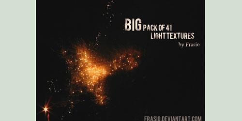 Скачать Big Pack Of Light Textures