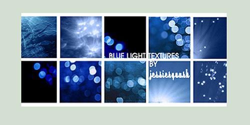 Скачать Blue Light Textures
