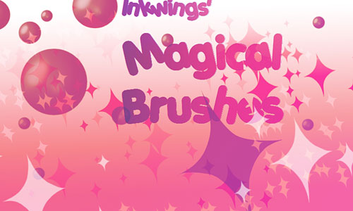 Скачать Magical Brushes Set
