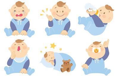 Скачать Baby Boy Icons