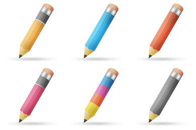 Скачать Free Pencil Icons