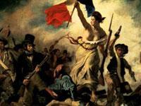 Представитель французского романтизма художник Эжен Делакруа