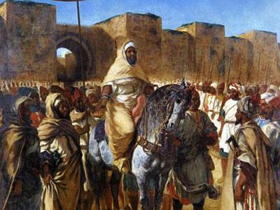Абд ар-Рахман, султан Марокко
