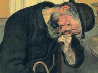 Трогательный модерн бытия от художника Фердинанда Ходлера