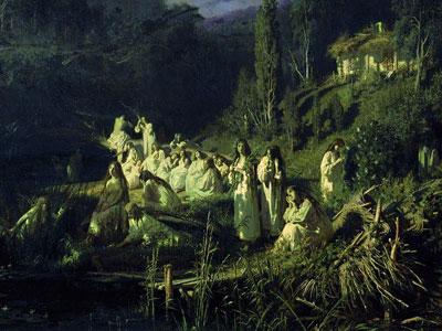 Русалки, 1871