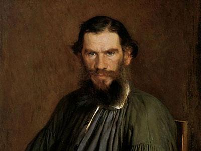 Portrait of Leo Tolstoy, 1873