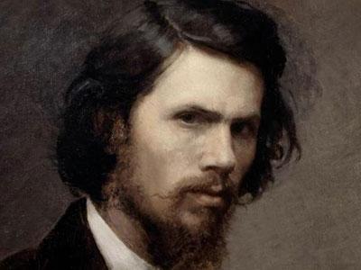 Self-portrait, 1867