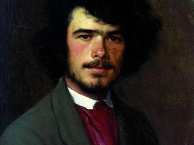 Портрет агронома М.Е. Вьюнникова, 1868