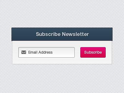 Перейти на Newsletter Widget