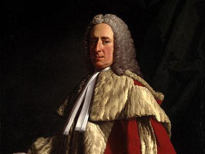Portrait of Archibald Campbell, 3rd Duke of Argyll, 1744