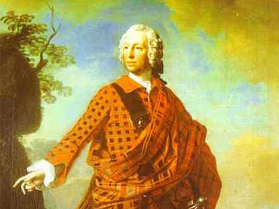 Norman The Red Man, 22nd Chief of MacLeod, 1747