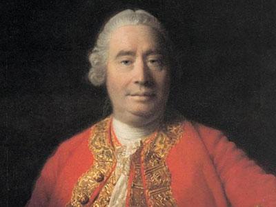 Portrait of David Hume, 1766