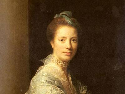 Portrait of Jean Abercromby, Mrs Morison