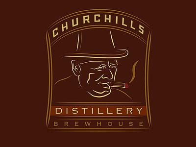 Перейти на Churchills Distillery