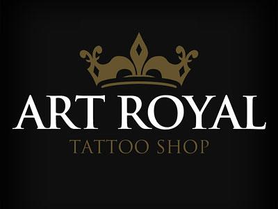 Перейти на Art Royal Tattoo Shop Logo