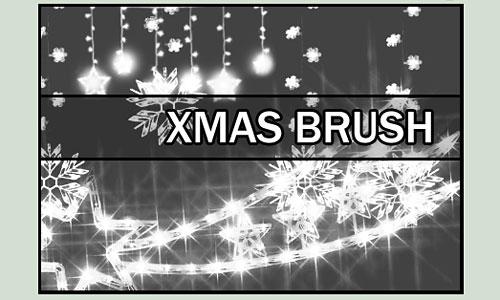 Скачать Xmas Brush