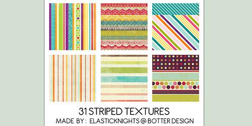 Скачать 31 Striped Textures