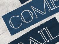 Скачать бесплатно 20 новых декоративных шрифтов за ноябрь