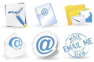 Скачать Contemporary Mail Icons