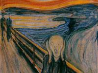 Одиночество, тревога и отчаяние в творчестве художника Эдварда Мунка