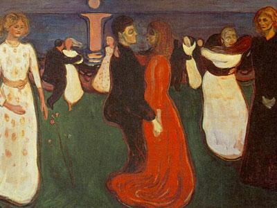 Танец жизни, 1900