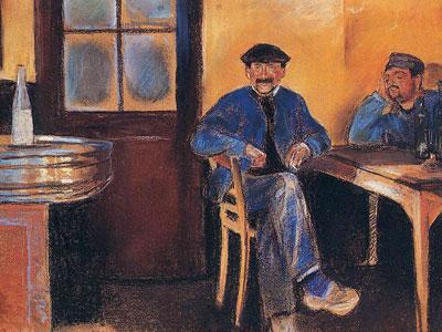 Таверна в Сен-Клу, 1890