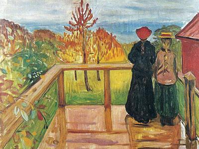 Дождь, 1902