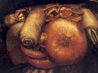 Композитные плодоовощные головы от Джузеппе Арчимбольдо