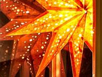 Рождественские огни, елки, игрушки и другие HDR картинки